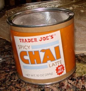 Trader Joe's Spicy Chai Powder