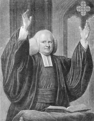 Reverend Whitefield