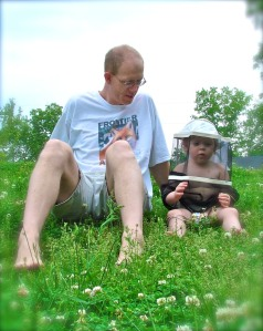 Steve and the Doodlebug: A tiny Bee Keeper in Training